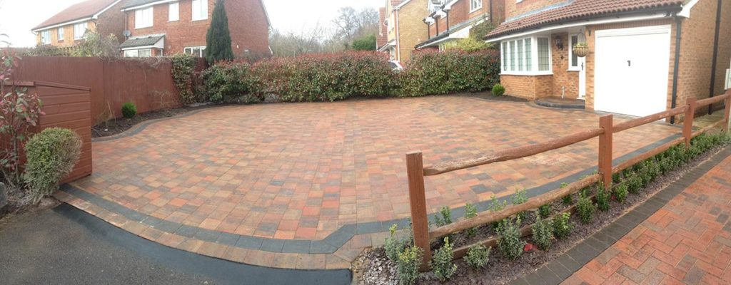 Block Paving by Paul Cass Landscapes